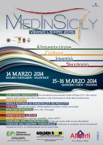 Locandina MedInSicily